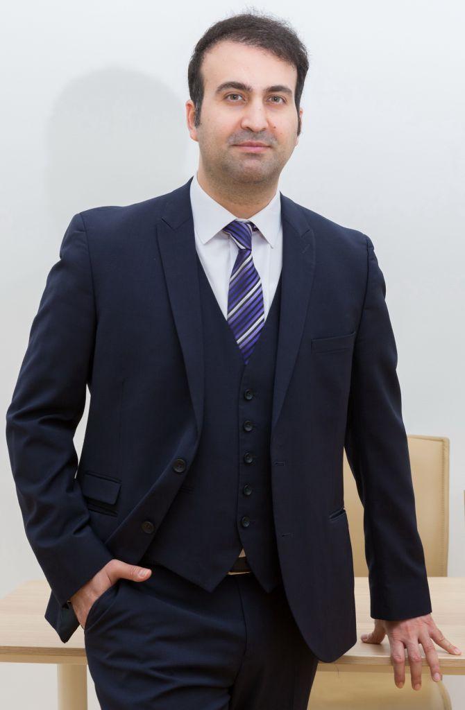 سهند نورایی – وکیل ایرانی در شهر هانوفر